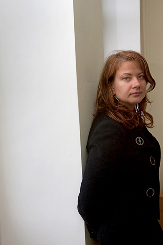 Kristine Drevina, 34, co-founded a new Latvian center-left opposition party called Jaunlatvija (New Latvia). Most members of the party are in their thirties, and many studied or worked abroad. Together with Ushakov, they represent a new generation of politicians in Latvia--young, progressive and with no immediate ties to the oligarchs. Drevina wants to reorient Latvia away from the blind dominance of unregulated markets and focus on stimulating small and medium businesses.