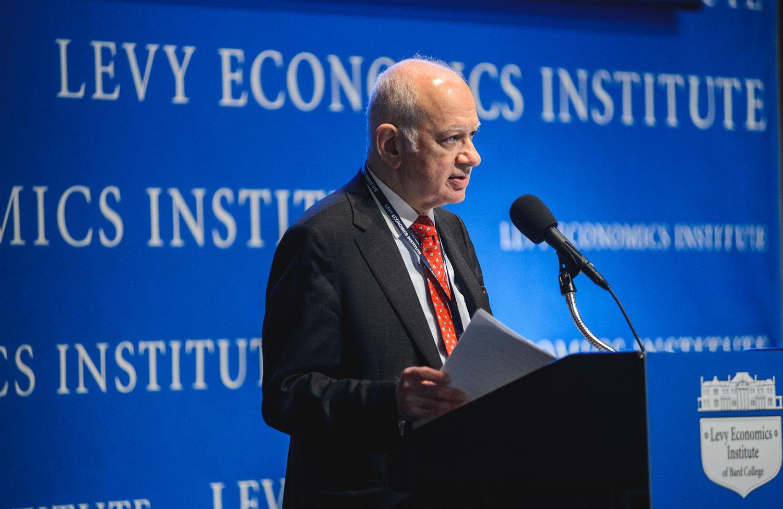 Levy-Economics-Institute-President-Dimitri-Papadimitriou