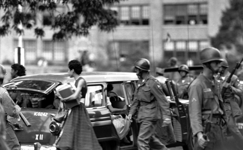 """Instead of the yearly ritual of celebrating black history through sixty-second soundbites, Patricia Williams wrote in 2000, Americans would do better to reflect on the multifaceted roots of our complicated racial legacy.  The traumas of Jim Crow, race riots, thwarted desegregation and ongoing oppressions less overt all yielded collective scars, and whites as much as blacks have been shaped by this history. """"This does not mean that white racism is by any means more burdensome for whites than for blacks,"""" Williams wrote. All she recommends is that as Americans, we must """"feel ourselves unsettled by the full truth of these historical horrors before we commend ourselves for having buried the past.""""  Credit: AP Images"""