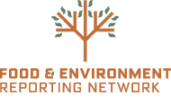 Logo for the Food & Environment Reporting Network