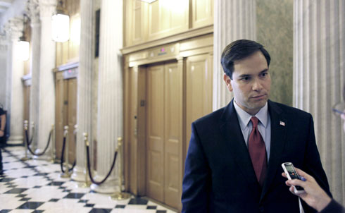 "Incoming Florida senator Marco Rubio was once an advocate of cultivating alternative energy sources. In a speech he made as Speaker of the Florida State House in 2007, he articulated a vision for making his state the Silicon Valley of green energy innovation. ""Today Florida has the opportunity to pursue bold energy policies, not just because they're good for the environment, but because people can actually make money off them,"" he said then.