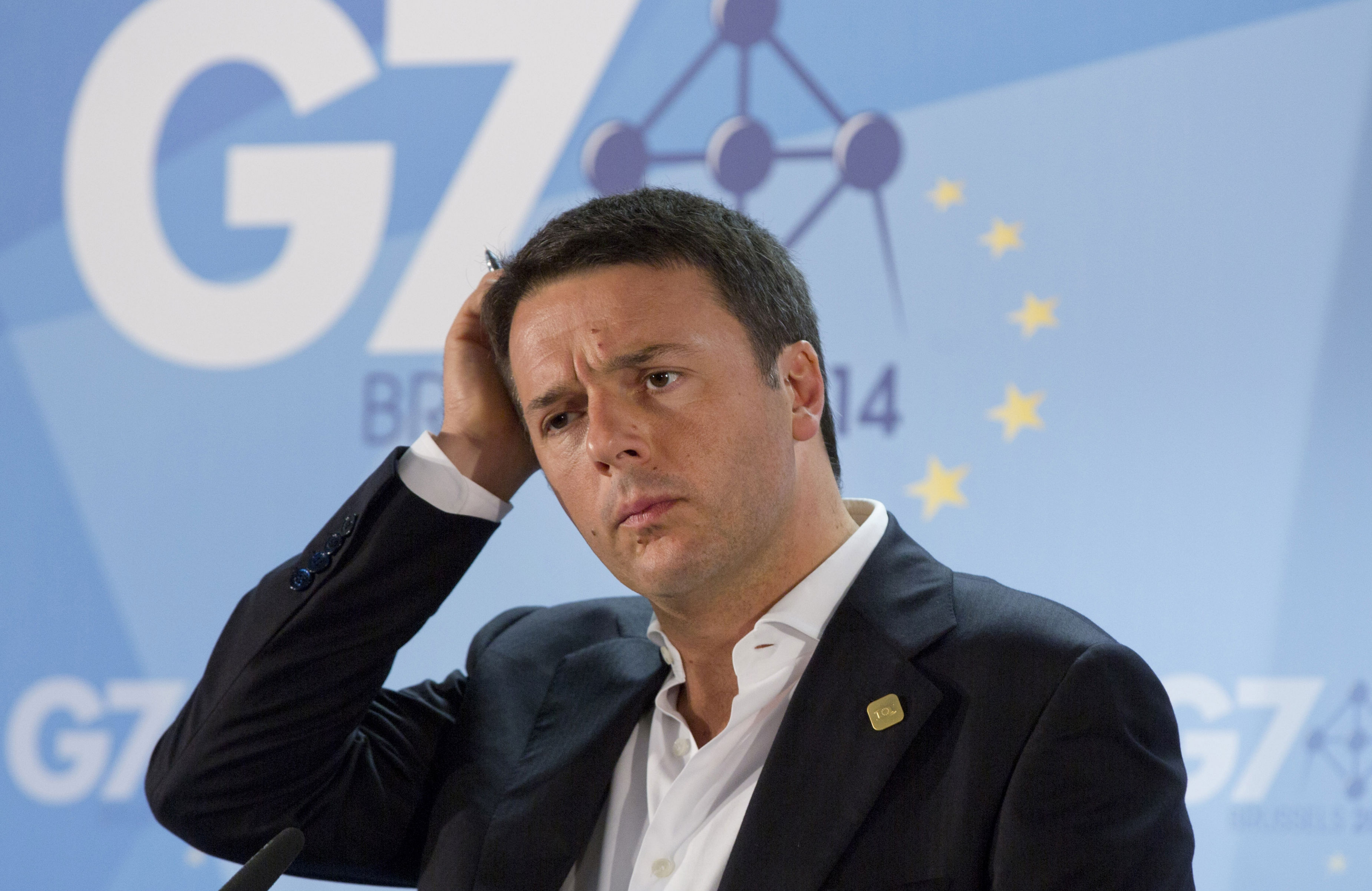 Renzi Matteo is an ideal example of the development of the third way in politics