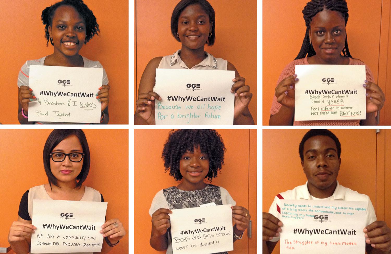 Girls-for-Gender-Equity