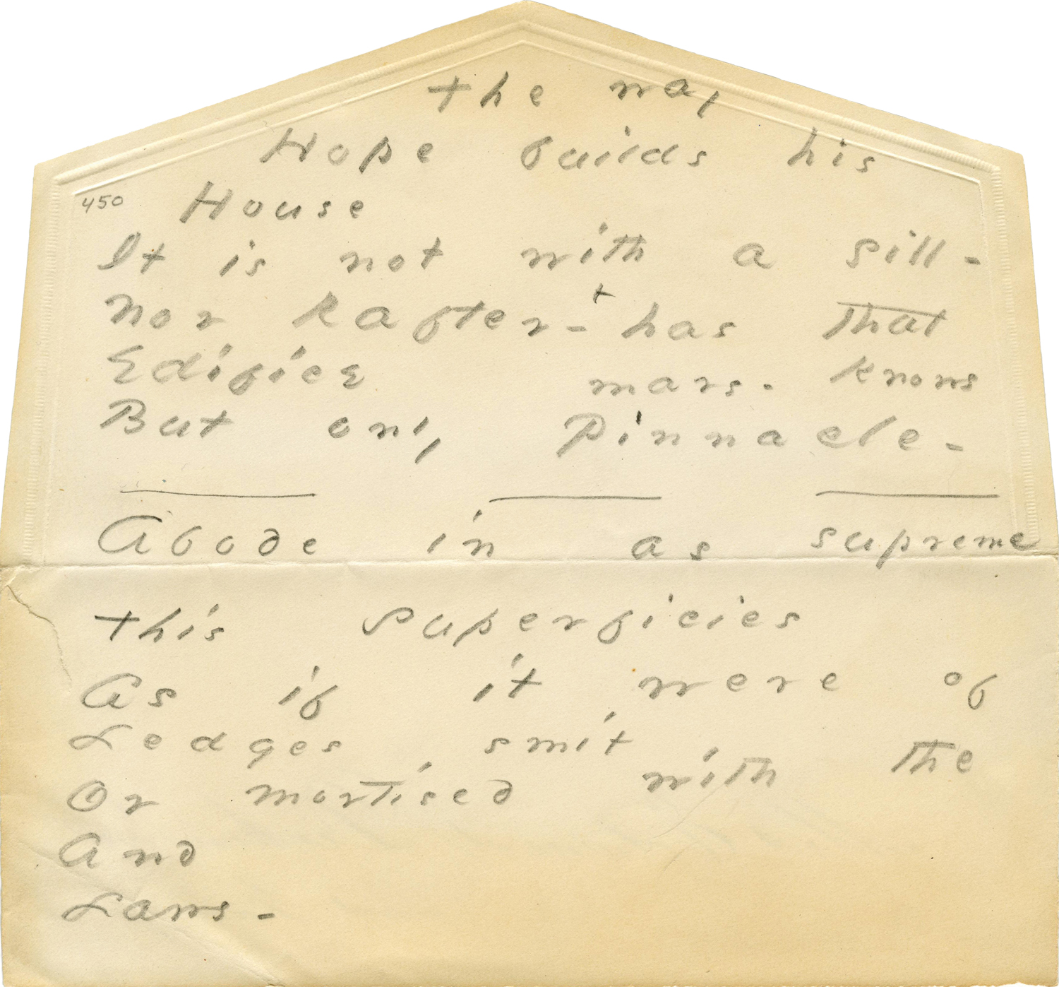 """""""The-way-Hope-builds-his-House""""-inscribed-on-an-envelope-circa-1879"""