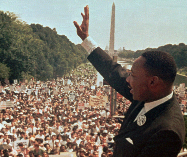 MLK in DC