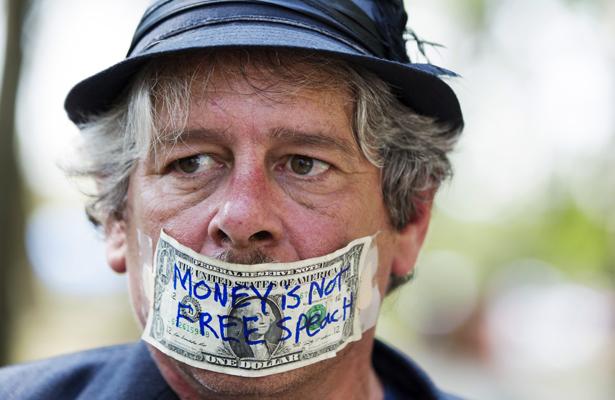 Money-in-politics