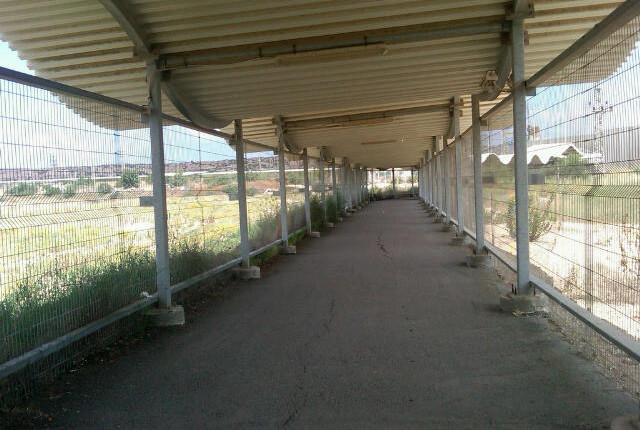 Erez checkpoint