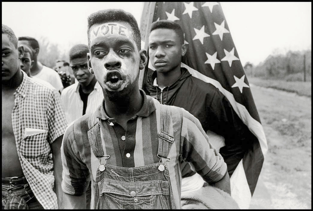 Selma-to-Montgomery-march-1965.-Bruce-DavidsonMagnum
