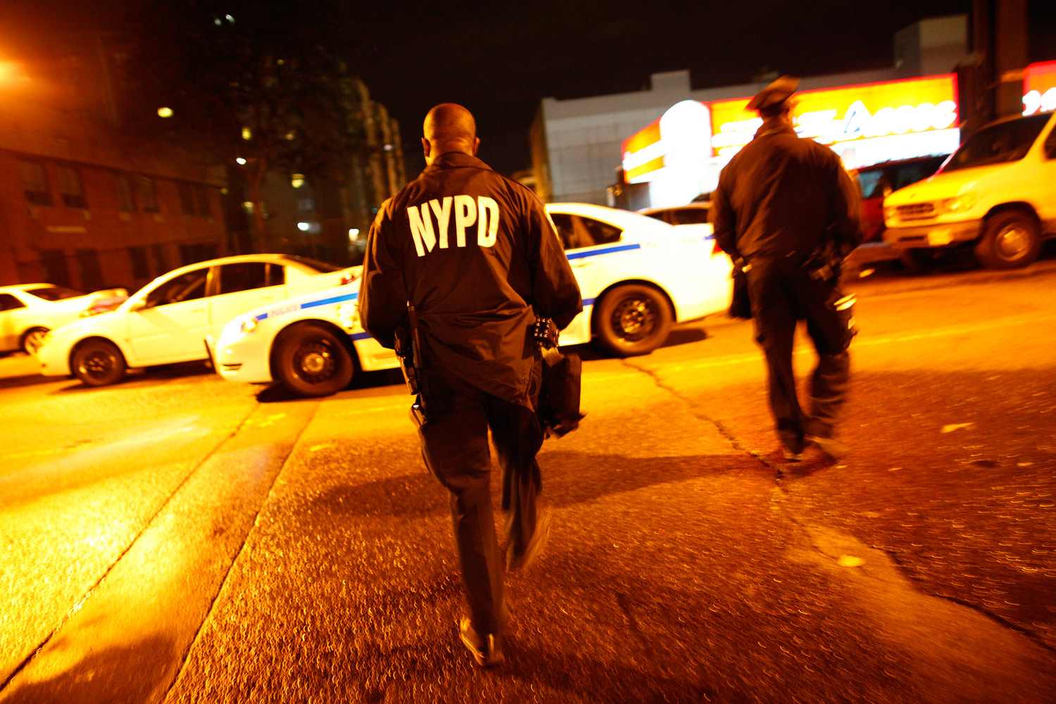 Police-officers-patrol-in-Brownsville-New-York-ReutersEric-Thayer
