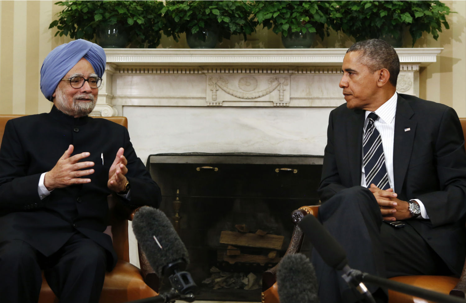 Obama-and-Singh