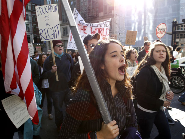 Student-Debt-March
