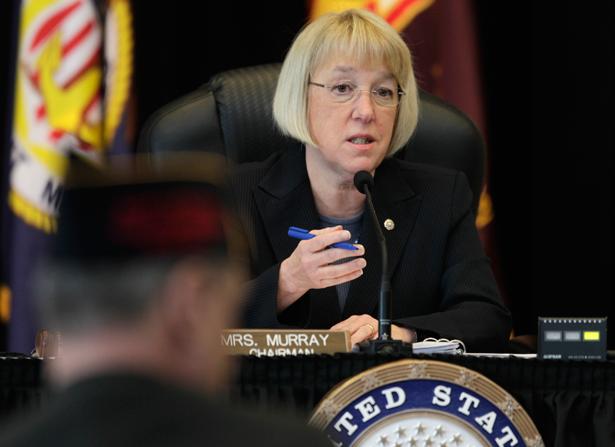 Senator Patty Murray
