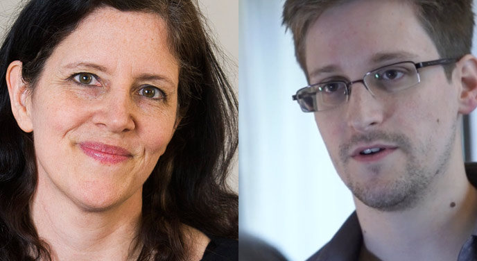 Laura-Poitras-and-Edward-Snowden
