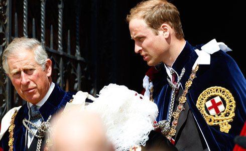 The paper also managed to eavesdrop on the phone messages of Princes William and Charles, and even used bribes to dig up personal information about Queen Elizabeth.  Credit: Reuters Pictures