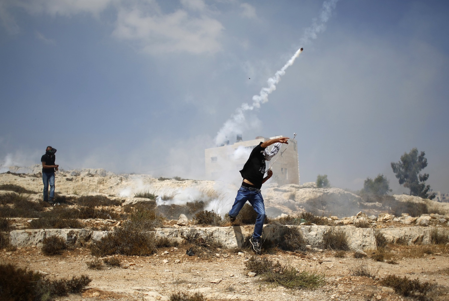West-Bank-Protests