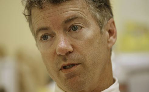 """At 47 years old, libertarian-leaning Tea Partier Rand Paul is not particularly young, but he is new to politics, describing himself on his official website as """"a career doctor, not a politician."""" The problem with Paul starts when he uses his credentials as a physician to buttress his conservative views on issues such as healthcare, abortion and immigration, as he said he'd do as the newly-elected senator from Kentucky.  Paul believes that """"life begins at conception"""" and opposes any form of federal funding for abortion. Paul also wants to prescribe a free market fix for America's healthcare woes, and condemns the government """"wield[ing] its heavy hand"""" in healthcare issues.  During Paul's campaign, he promoted himself as """"the people's candidate,"""" but according to the Center for Responsive Politics, he actually had $180,000 of Wall Street money fueling his run for Senator, even though he opposed bailouts. Either way, while Paul enjoys his popularity among Tea Partiers, progressives aren't swallowing this doctor's bitter pill.  Credit: APImages"""