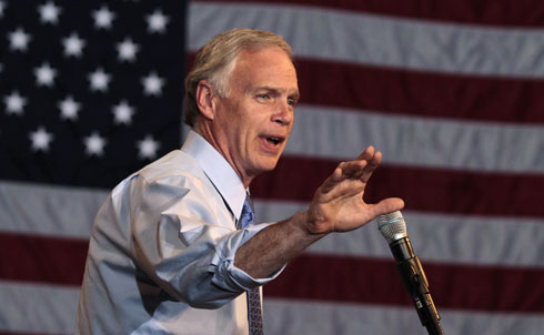 While the millions of dollars that other self-funded GOP candidates like Linda McMahon and Meg Whitman spent on their campaigns failed to secure their victories, self-financed multi-millionaire Ron Johnson is one Republican who was able to buy his way into office in 2010.  In a crushing loss for progressives, Johnson narrowly beat progressive Democrat Russ Feingold, despite the fact that Feingold actually raised more money than Johnson—leading to the most expensive Senate race in Wisconsin history, topping out at more than $35 million.  In Washington, Johnson will support Senator Jim DeMint's earmark ban, which would prevent Republicans, and not Democrats, from requesting earmarks in spending bills for two years—an issue that is dividing the GOP. Unsurprisingly, Johnson is also committed to fighting illegal immigration, repealing healthcare reform and pursuing an anti-choice agenda. While Feingold was a strong advocate for environmental protection and a founding member of the Wilderness and Public Lands Caucus in the Senate, Johnson is an outright climate change denier and even went so far as to defend BP after the Gulf spill.  Credit: APImages