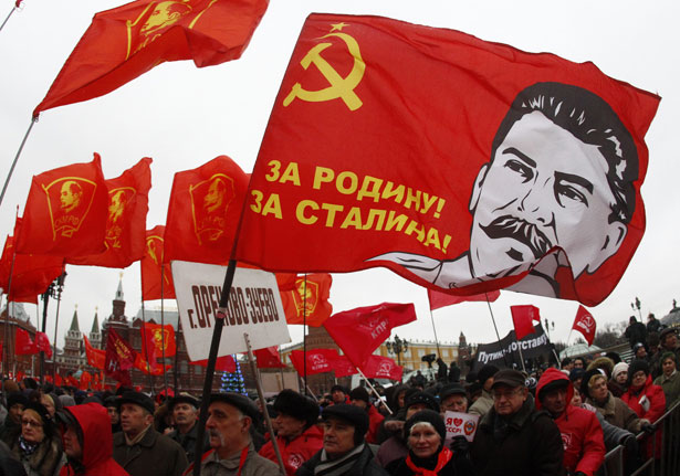 The early years of russian communism