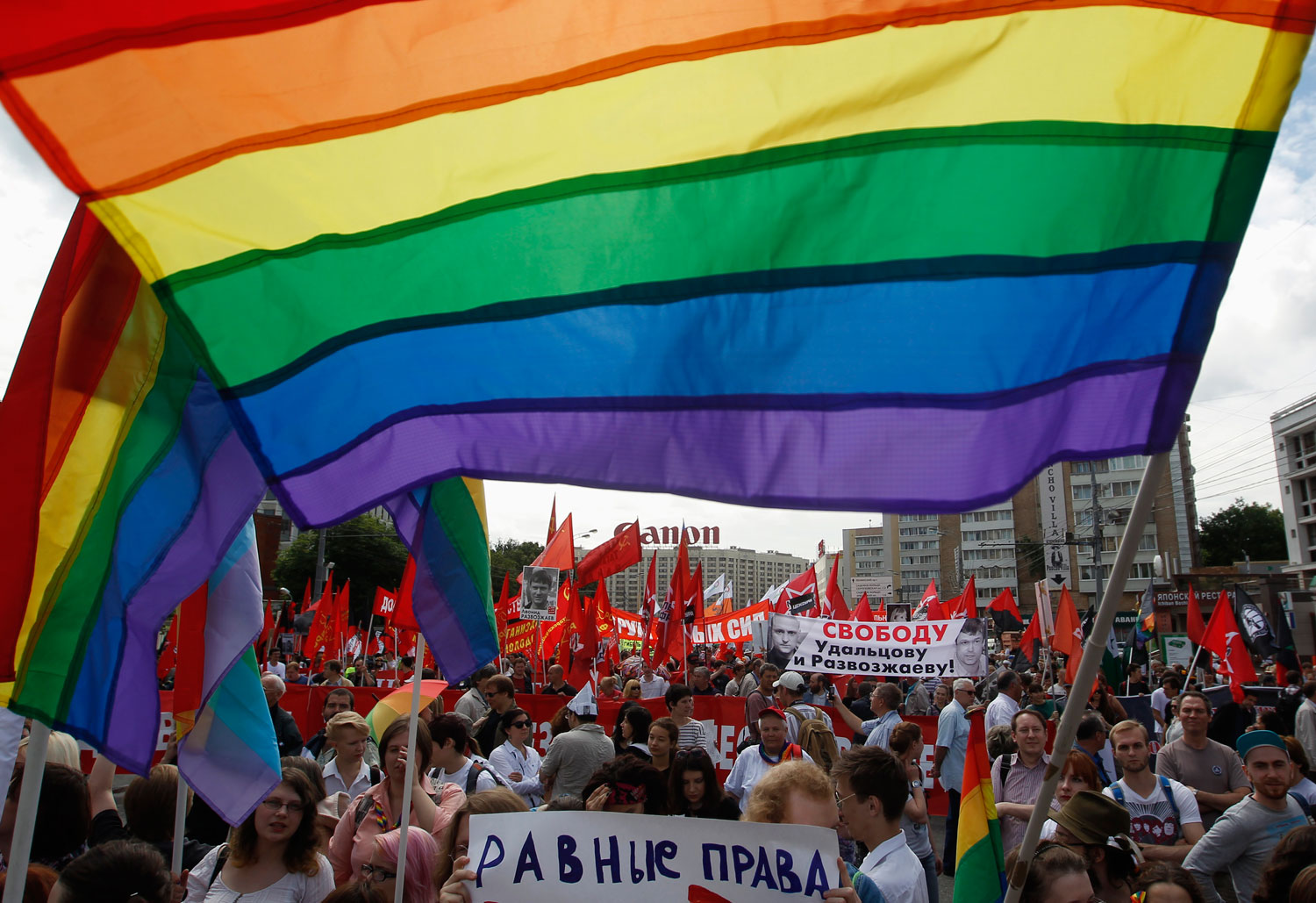 Gay-rights-protest