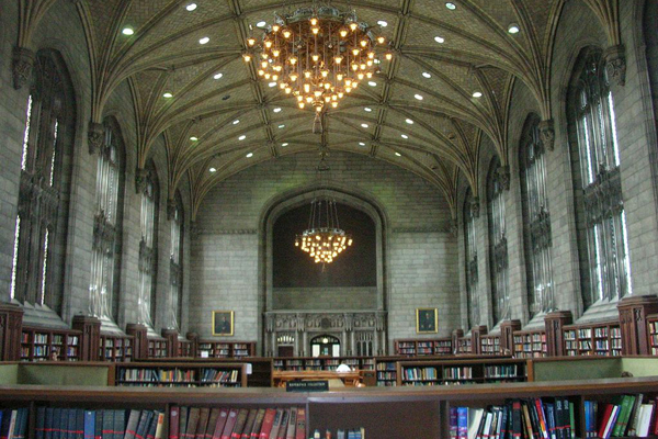 Harper-Library-University-of-Chicago