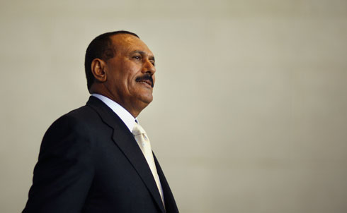 """The cables contained proof that Yemeni President Ali Abdullah Saleh lied to his own people, taking credit for air attacks on militants in that country—but it was the United States that did the job. Saleh gave the US an """"open door"""" to combat terrorism, and Washington secretly shipped arms to the Saudis for use in Yemen.  Credit:Reuters Pictures"""