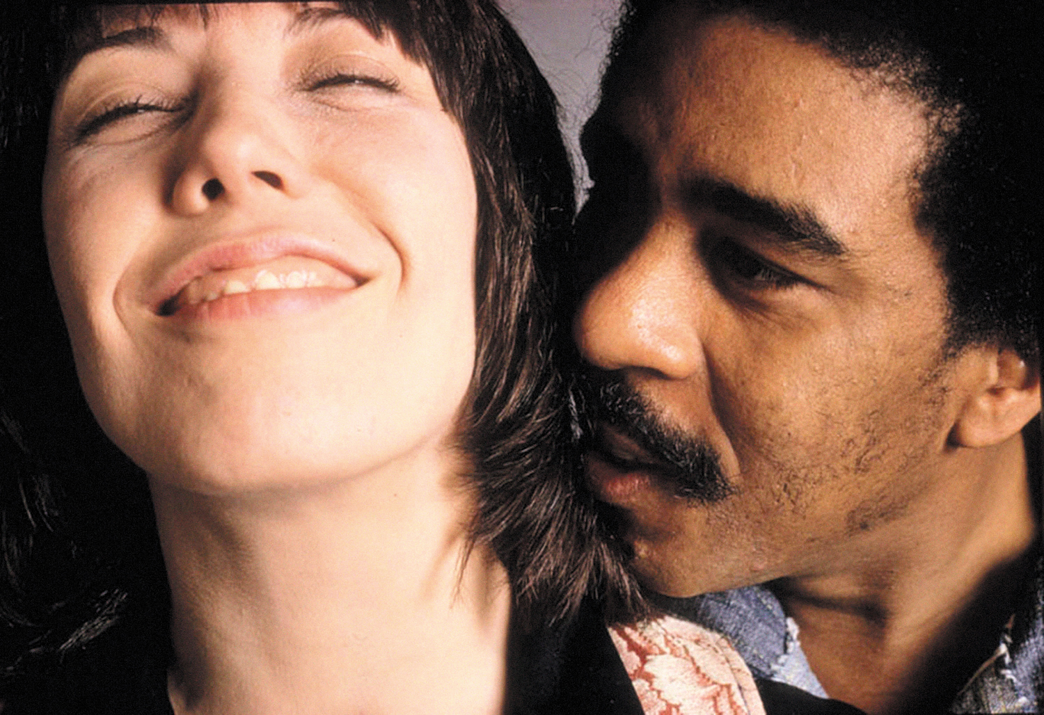 Lily-Tomlin-and-Richard-Pryor-in-1974