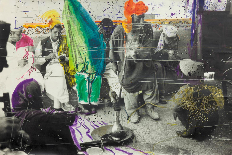 Untitled-Quetta-Pakistan-by-Sigmar-Polke-197478