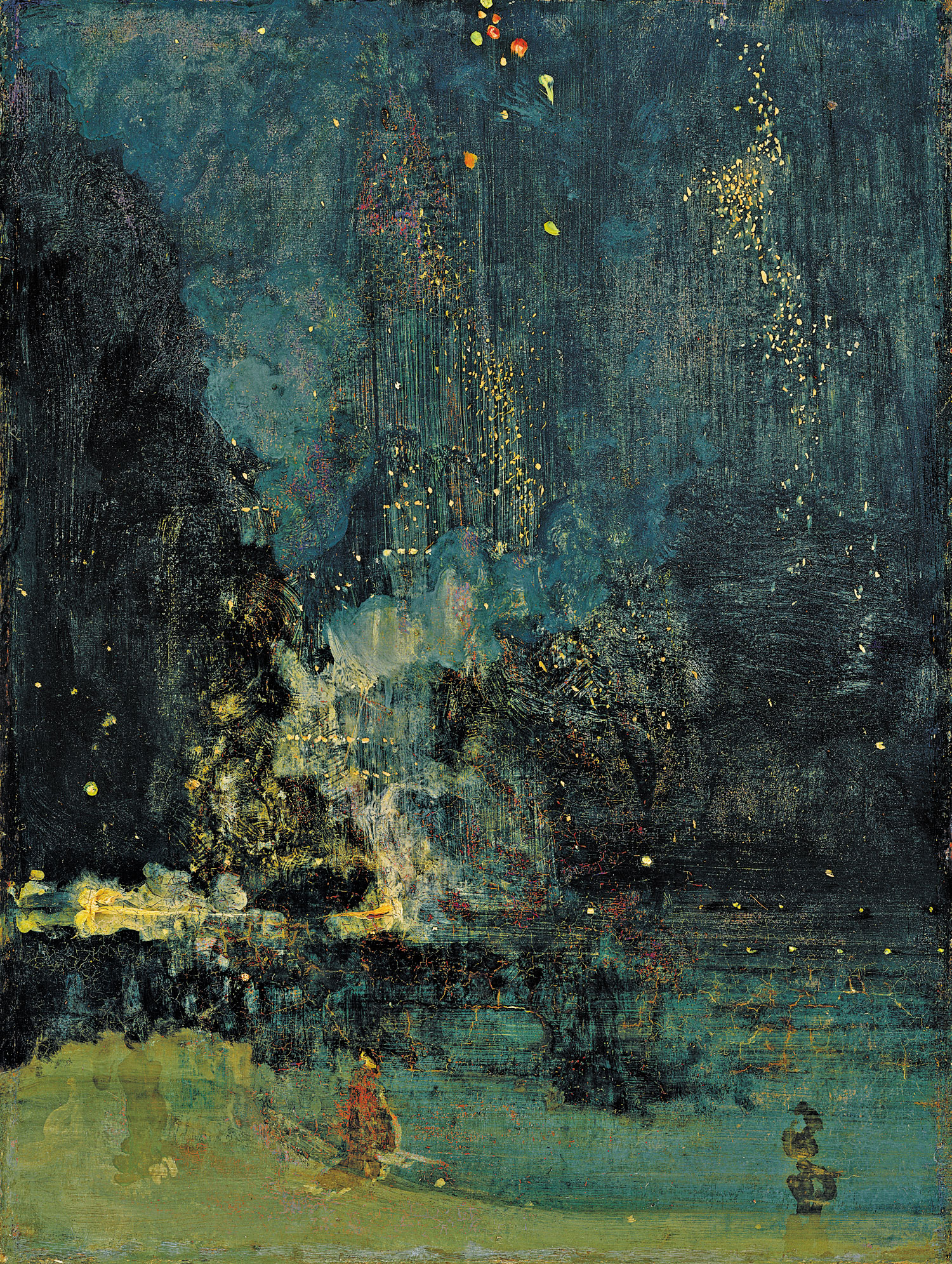 Nocturne-in-Black-and-Gold-The-Falling-Rocket-1875-by-James-McNeill-Whistler