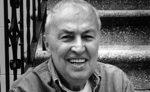 """Over his five decades of writing, David Markson created idiosyncratic novels that pushed storytelling to the edge of understanding. As Joanna Scott wrote after the author's death in June, the man who wrote Wittgenstein's Mistress, Reader's Block and, his last novel, The Last Novel, """"composed a moving story about the struggles of a fictional writer who keeps working despite the indifference of the public. He may be old, tired, alone, broke and fatally sick at the end, but as long as he can discover other artists to admire, he doesn't lose heart.""""  Credit: Johanna Markson"""