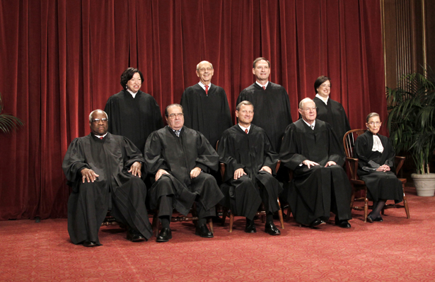 SCOTUS-Justices