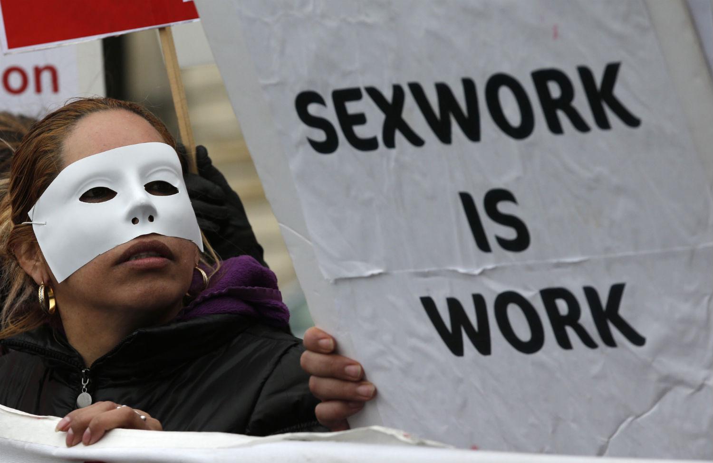 Sex-worker