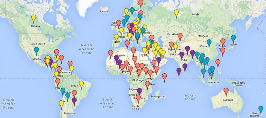 Army Bases In The World Cancel My Private Network - Map of us military bases in europe