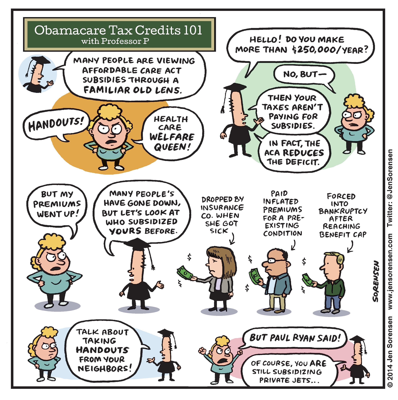 Obamacare-Tax-Credits-101