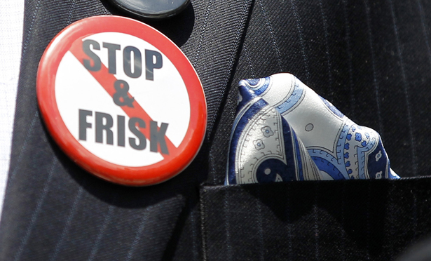 Stop and frisk law new york