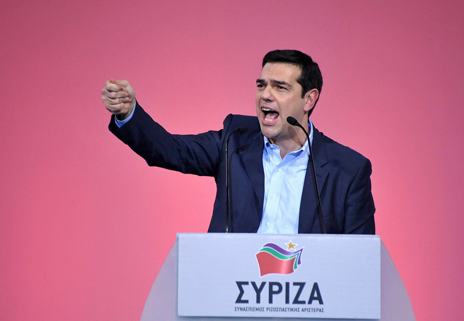Greece-May-Be-About-to-Elect-Europe's-First-Left-Wing-Government