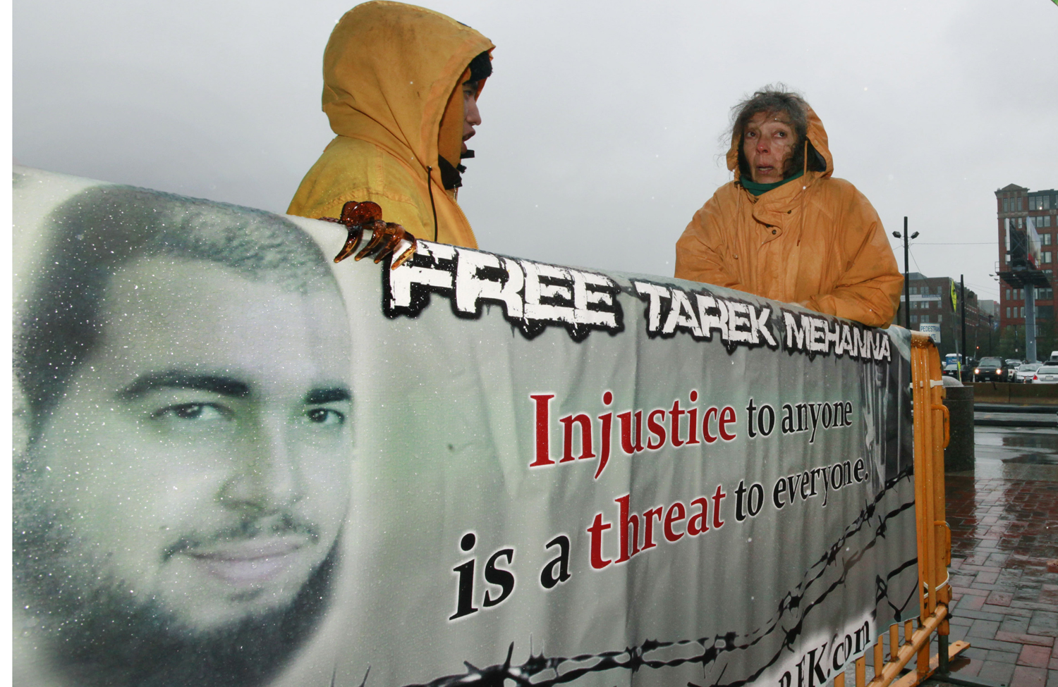 Supporters-stand-outside-of-US-District-Court-in-Boston-in-October-2011-during-the-first-day-in-the-trial-of-Tarek-Mehanna-who-is-charged-with-providing-support-to-a-terrorist-group.-AP-PhotoElise-Amendola