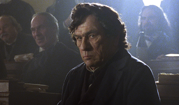 THE FILM  LINCOLN: THADDEUS STEVENS AND HIS BLACK WIFE LYDIA SMITH