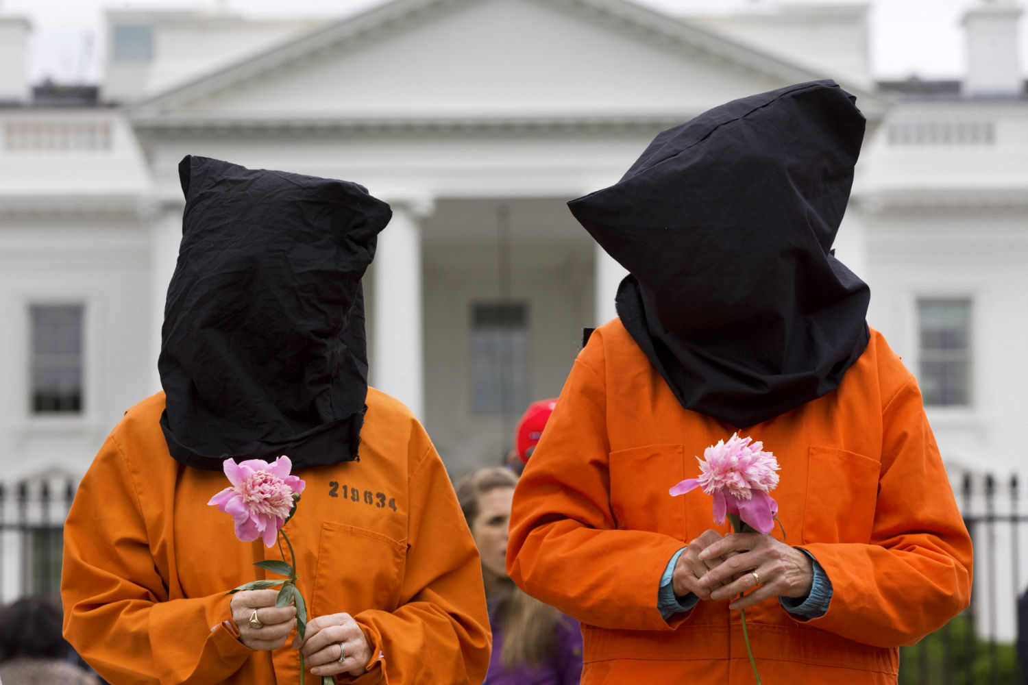 Torture-Protesters