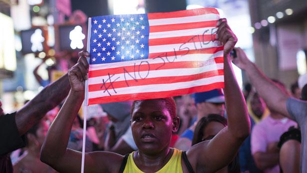 Trayvon-protest