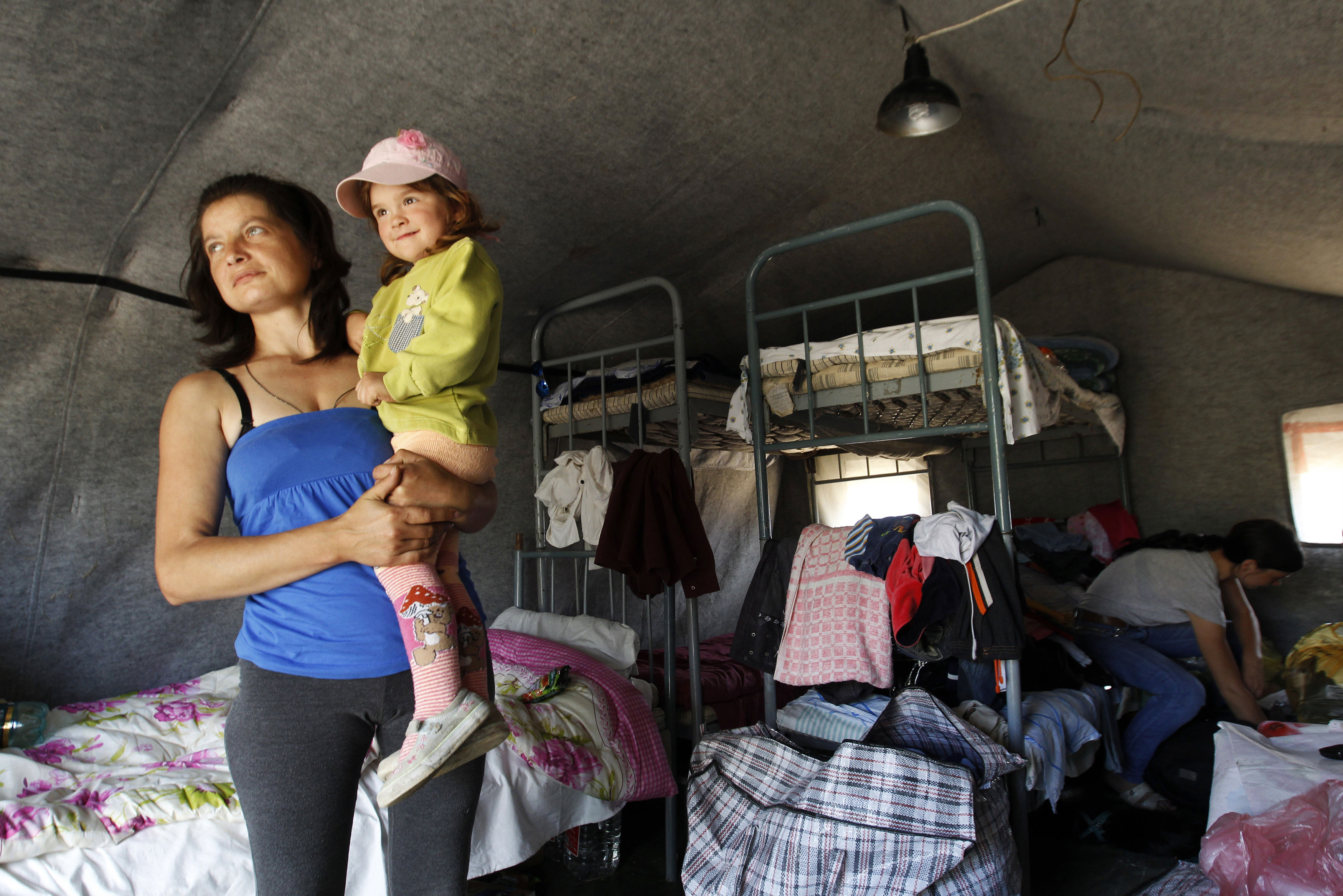 Ukrainian-Refugees