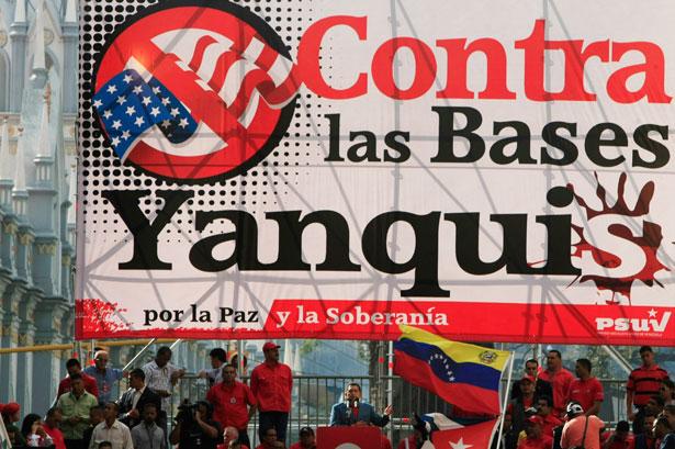 Venezuela-protest