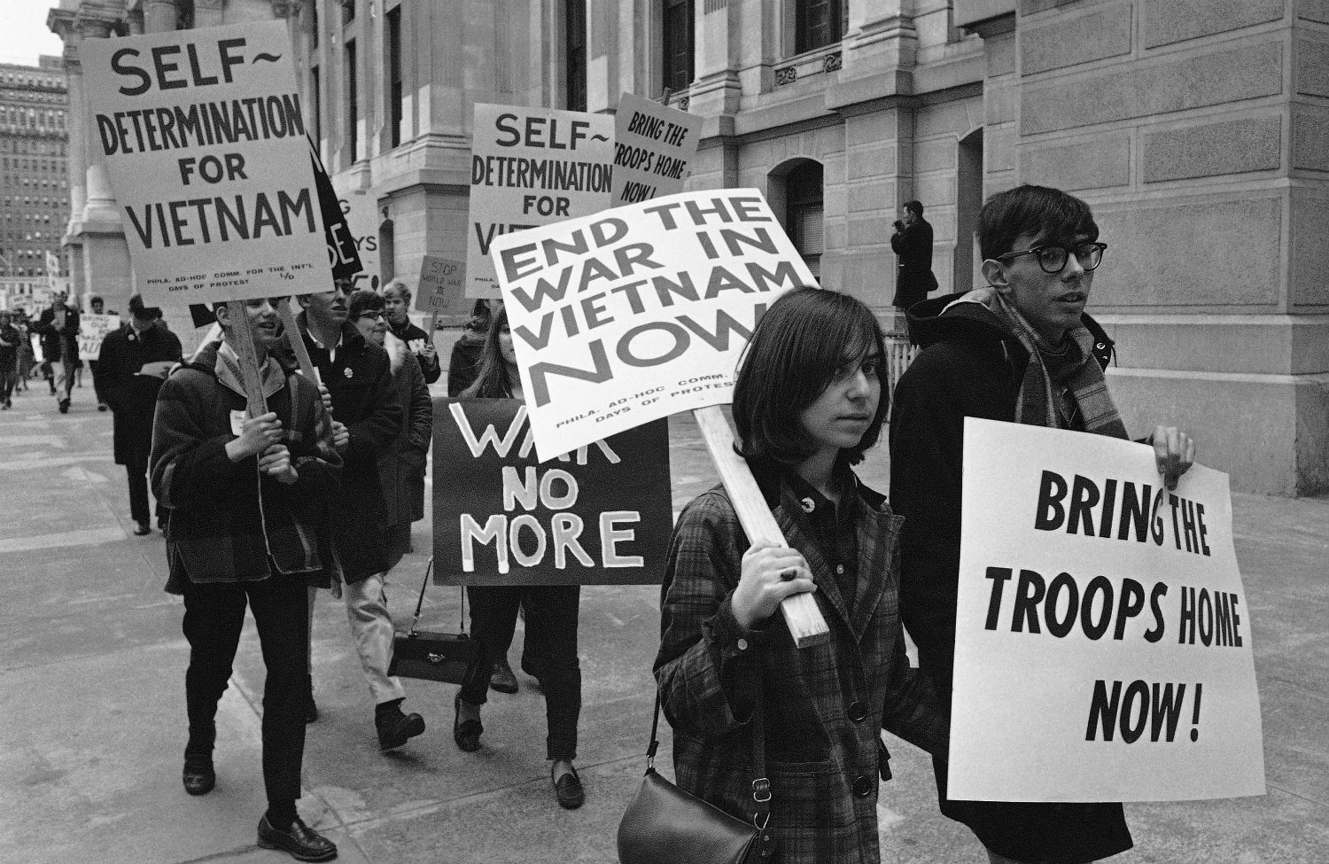 a study on the antiwar movement against vietnam in the united states