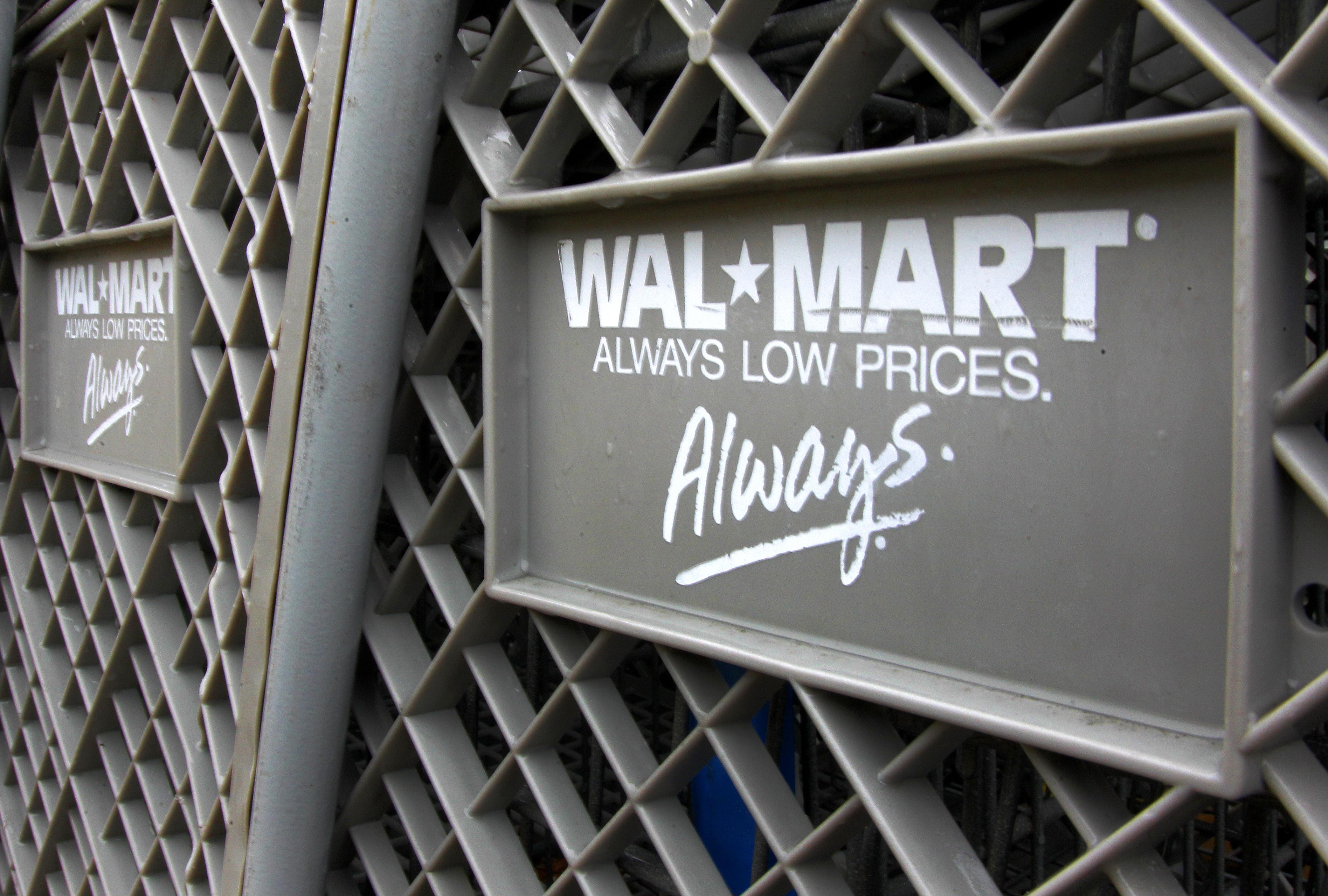 Walmart-shopping-cart