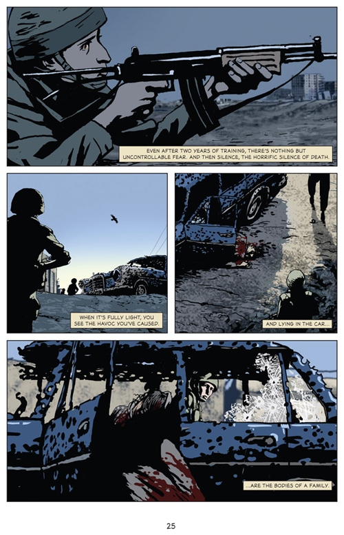 "Waltz With Bashir: A Lebanon War Story by Ari Folman and David Polonsky. Copyright © 2009 by Ari Folman/Bridgit Folman Films Gang Published by arrangement with Metropolitan Books, an Imprint of Henry Holt and Company, LLC. All rights reserved. Check out TomDispatch.com for the remarkable second exclusive prepublication excerpt from Waltz With Bashir: ""Airport to Nowhere, Waltz With Bashir, Part 2"""