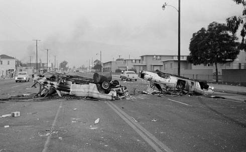 Of all the race riots roiling American in the late 1960s none took on more historic resonance than the 1968 Watts riot in Los Angeles. The Nation editor at the time, Carey McWilliams, a seminal scholar of his home state of California,  penned a passionate essay arguing that the Watts riot was rooted in contempt--for those who ignore the suffering and squalor of a community.AP Images