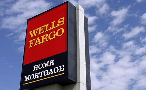According to the GAO data, Wells Fargo operated 18 subsidiaries in tax havens (including 9 in, again, the Cayman Islands). Despite dodging their own taxes, the banking group received over $25 billion in TARP money.  Credit: AP Images