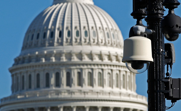 Surveillance-cameras-are-visible-near-the-US-Capitol-in-Washington-D.C.-AP-PhotoJose-Luis-Magana