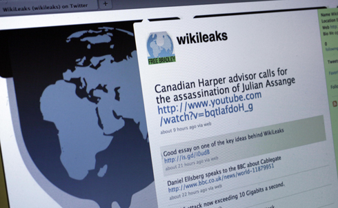 In response to the cables, Amazon, Pay Pal, Master Card and other firms ended their business relationships with WikiLeaks. At the same time, the US Department of Justice formed a grand jury to consider charges against Julian Assange, and went after the records of some of his supporters at Twitter (and possibly other social networking sites).  Credit: AP Images