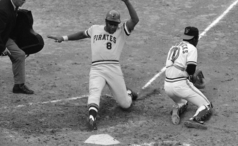 I could never make up my mind who my ultimate sports hero was. One day it was Willie Stargell. The next day it was Roberto Clemente. Playing baseball what seemed like every day, I had to make my choice. Did I windmill my bat while waiting for a pitch, like Stargell, or put my foot deep in the batter's box and rub out the lines, like Clemente? I tried to perfect both. I was undeterred when neighbor kids were respectful of my game but wondered why I chose colored players to look up to. Honestly, I never understood the question. Willie and Roberto weren't just the best; they were greatness.