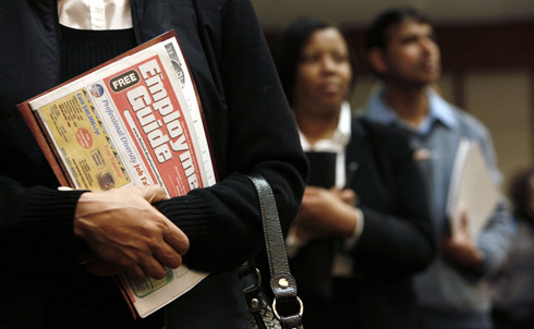 """There is no economic demand more urgent than putting Americans back to work. L. Randall Wray explains how the government can do this by creating an """"employer of last resort"""" program.  Credit: AP Images"""